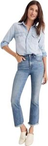 Madewell Cali Denim Boot Cut Jeans-Medium Wash