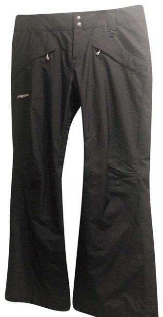 Item - Black Pants Activewear Sportswear Size 12 (L)