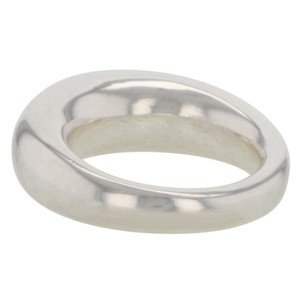 Gucci Sterling Silver 925 Thin Bubble Ring (Size 7.5)