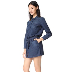 Soft Joie short dress Indigo on Tradesy