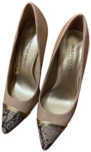 Christian Siriano for Payless Nude Pumps