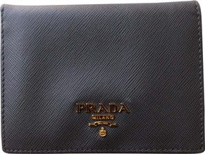 Prada Small Saffiano Leather Wallet