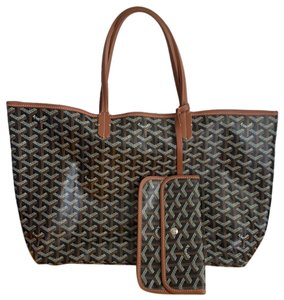 Goyard Tote in brown