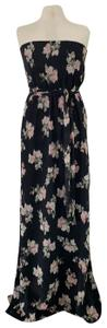 black floral Maxi Dress by Joanna August