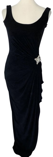 Item - Black Vintage Long Formal Dress Size 4 (S)