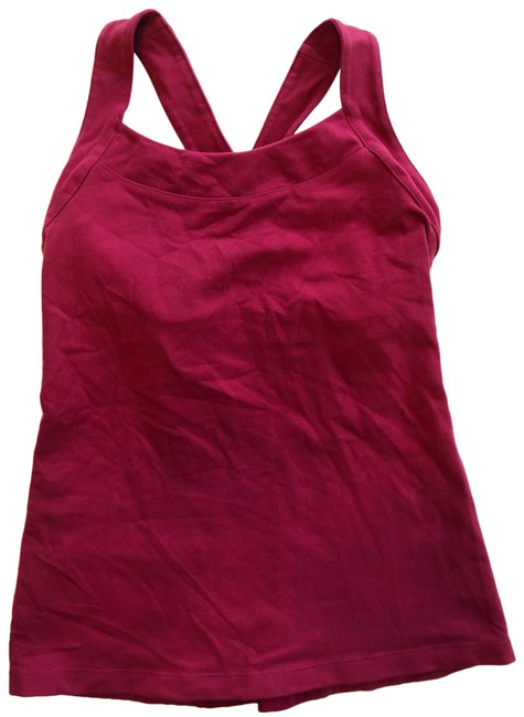 Item - Pink Activewear Top Size 4 (S)
