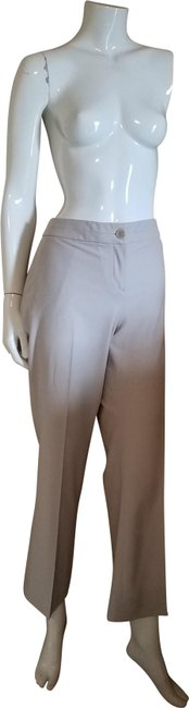 Item - Taupe Signature Boot Collection Pants Size Petite 12 (L)