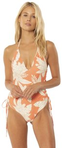 Amuse Society Floral One piece