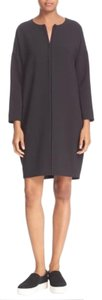 Vince short dress Black Minimalist on Tradesy
