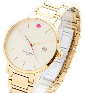 Kate Spade Live Colorfully Gold Watch