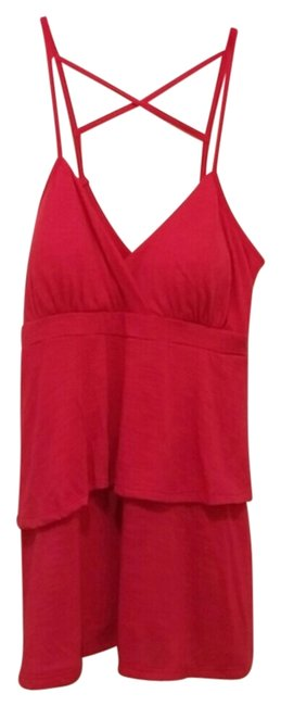 Preload https://item3.tradesy.com/images/coral-tank-topcami-size-12-l-2735167-0-0.jpg?width=400&height=650