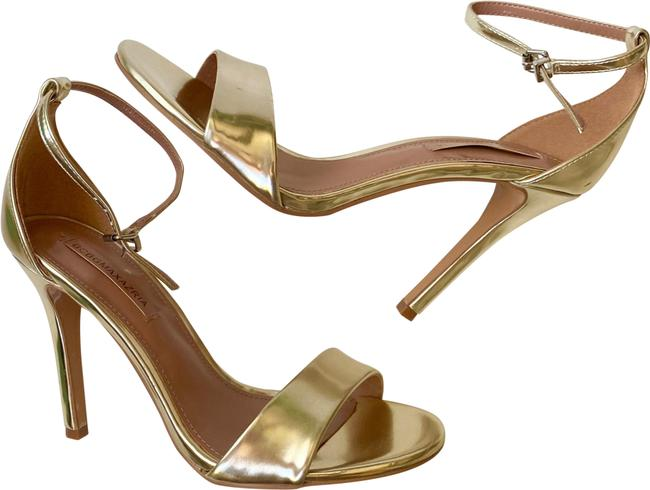 Item - Gold Elletra Formal Shoes Size US 9 Regular (M, B)