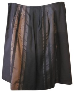 Etro Skirt Brown and black