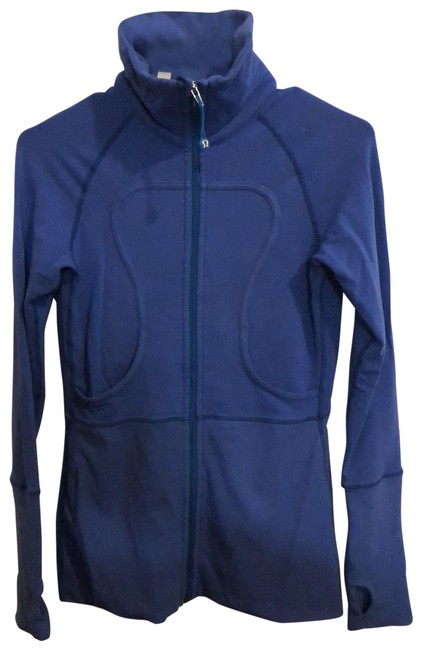 Item - Blue Activewear Outerwear Size 6 (S)