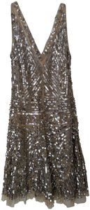 Free People Gatsby Sequined Flapper Dress