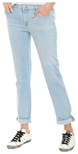 Item - Light Blue Wash Johnny Stratosphere Straight Leg Jeans Size 4 (S, 27)