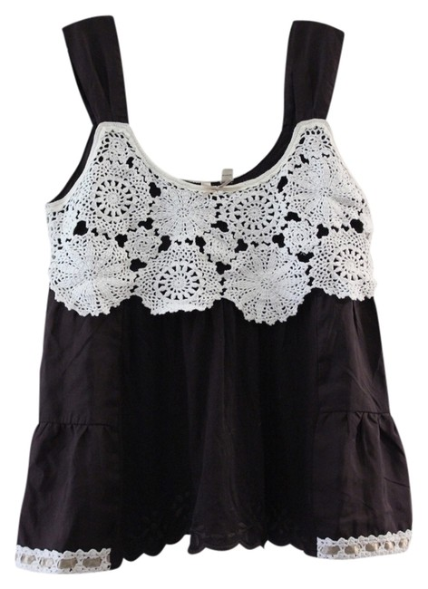 Preload https://item3.tradesy.com/images/anthropologie-brown-blouse-tank-topcami-size-8-m-2735512-0-0.jpg?width=400&height=650