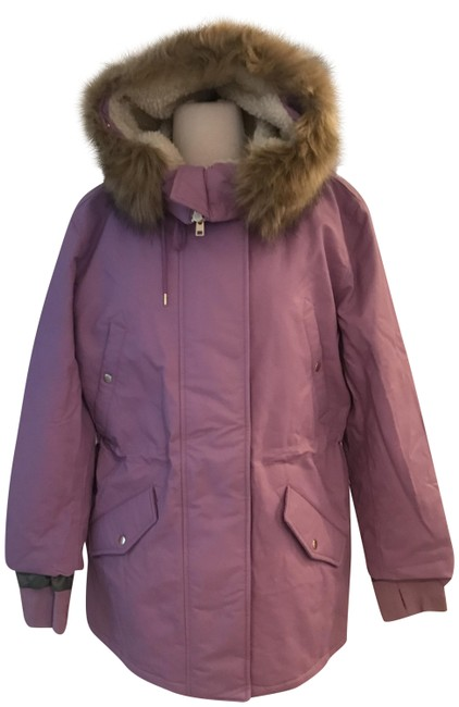 Item - Muted Orchid Perfect Winter Parka with Eco-friendly Primaloft. M. Coat Size 8 (M)