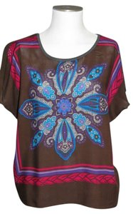 Derek Heart Top Multicolor