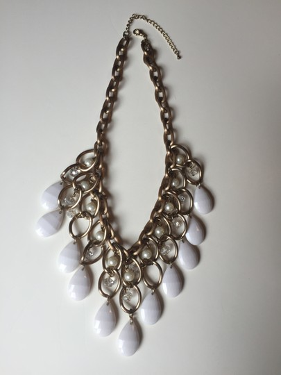 Other Brushed Gold Chain Link Necklace