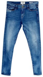 FRAME Boyfriend Cut Jeans-Medium Wash