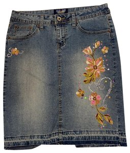 Angels Jeans Skirt