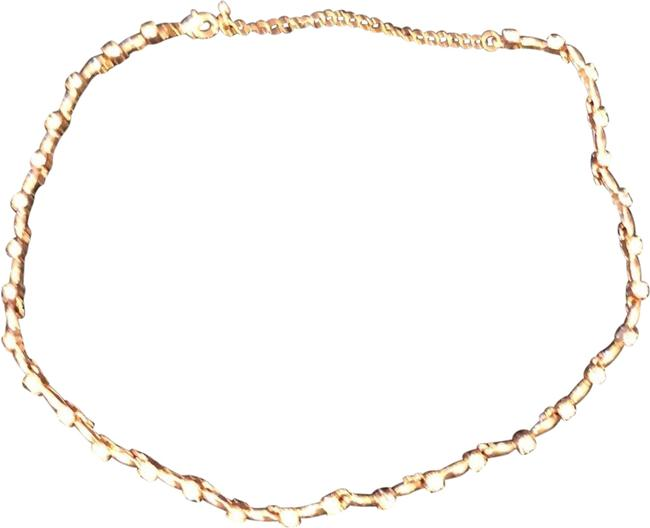 Item - Rose Gold and Crystal Necklace