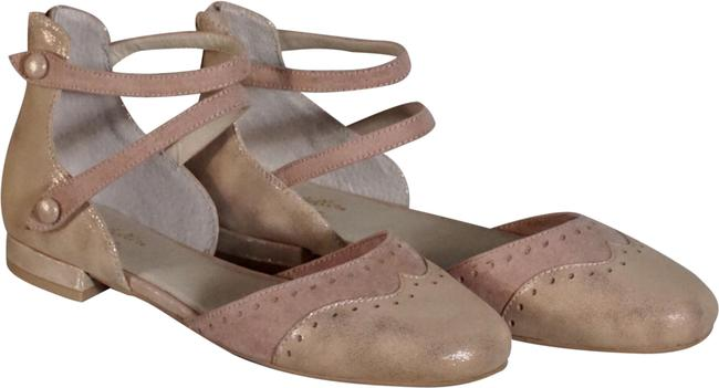Item - Pink Seychelles Color-blocked Mary Janes Flats Size US 8 Regular (M, B)