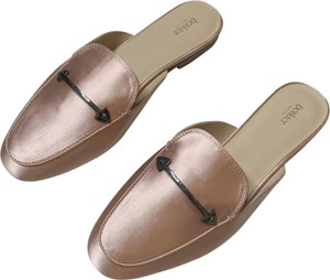 Botkier Slide Slip On Pink Mules