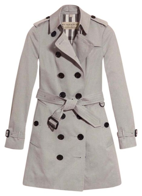 Item - Grey Coat Size 6 (S)