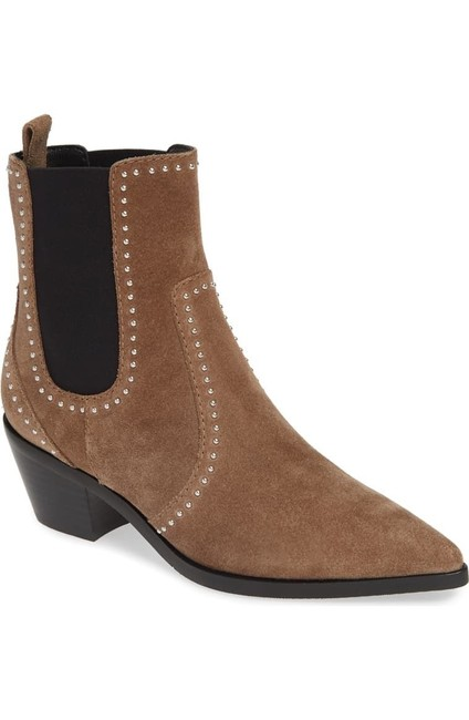 Item - Taupe Willa Boots/Booties Size US 9.5 Regular (M, B)