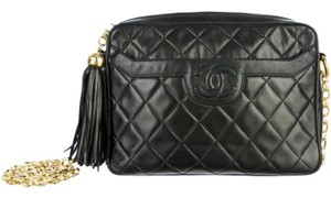 Chanel Classic Flap Louis Vuitton Gucci Camera Case Ysl Cross Body Bag