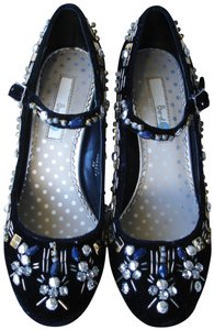 Boden Dolce&gabbana Gucci Givenchy Fendi Mary Jane black Pumps