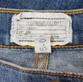 Current/Elliott Blue Light Wash Current/Elliott Cropped Straight Relaxed Fit Jeans Size 25 (2, XS) Current/Elliott Blue Light Wash Current/Elliott Cropped Straight Relaxed Fit Jeans Size 25 (2, XS) Image 11