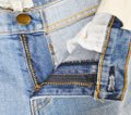 Current/Elliott Blue Light Wash Current/Elliott Cropped Straight Relaxed Fit Jeans Size 25 (2, XS) Current/Elliott Blue Light Wash Current/Elliott Cropped Straight Relaxed Fit Jeans Size 25 (2, XS) Image 10