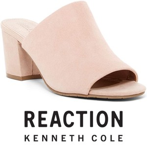 Kenneth Cole Reaction Rose Mules