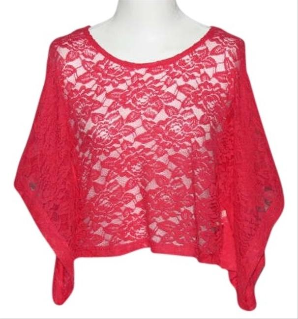 Derek Heart Top Pink