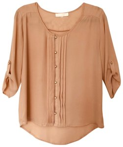 Lumiere Top nude