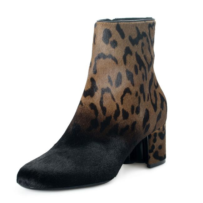 Item - Multi-color Women's Noceto 55 Pony Hair Heeled Boots/Booties Size US 7.5 Wide (C, D)