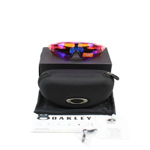 Oakley Neon Pink Frame OO9275 2235 Unisex Radar EV Path (Asia Fit) Sunglasses
