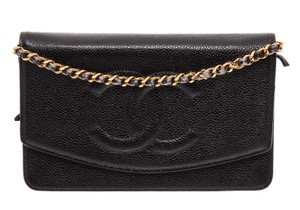 Chanel Wallet Chain Woc Timeless Flap Cross Body Bag