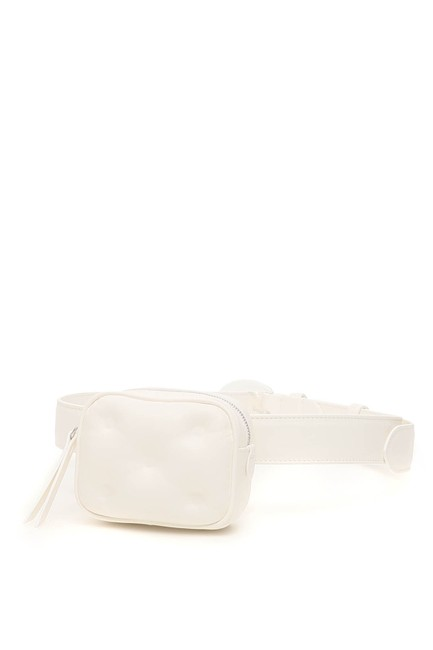 Maison Margiela Belt Bag Glam Slam Mini White Tote Maison Margiela Belt Bag Glam Slam Mini White Tote Image 1