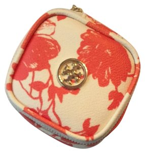 Tory Burch Mini Robinson Travel Jewlery Pouch