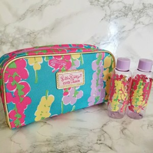 Lilly Pulitzer NEW Lilly Pulitzer Estee Lauder Cosmetic Bag