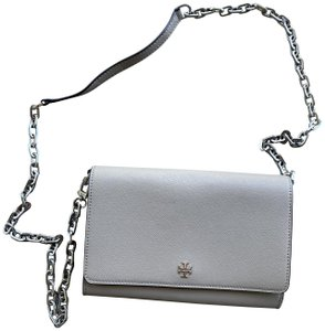 Tory Burch Tory Burch Robinson Chain Wallet Crossbody