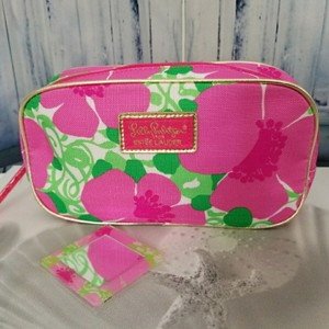 Lilly Pulitzer New Lilly Pulitzer Cosmetics Makeup Bags