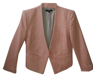 Functional Peach / light grey tweed Jacket