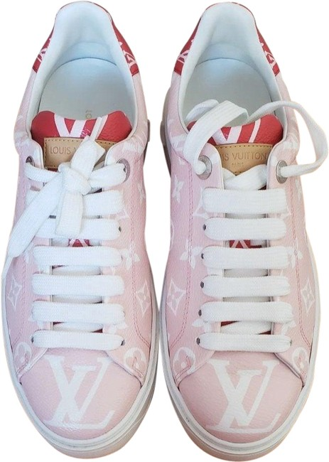 Item - Pink Giant Time Out Sneakers Size EU 39 (Approx. US 9) Regular (M, B)