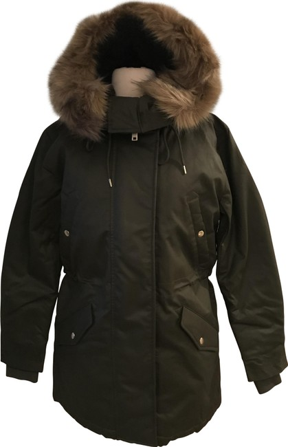 Item - Wild Olive Perfect Winter Parka with Eco-friendly Primaloft. S. Coat Size 4 (S)