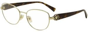 Versace Versace Eyeglasses VE1246B 1252 Optical Frames Prescription Eyeglasses